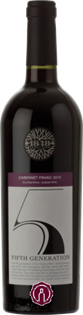1848 Winery Cabernet Franc Fifth Generation 2013 750ml